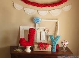 Christmas Craft Decor - joy ful christmas display creative carousel oopsey daisy