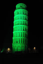 world monuments go green for st patrick u0027s day youtube