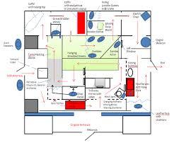 Haunted Mansion Floor Plan Haunted House Maze Ideas