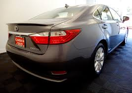 2013 lexus es hybrid gas mileage 2013 lexus es 300h hybrid stafford virginia car nova va