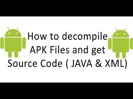 how to get source code from apk mp3 how to get source code java xml from an