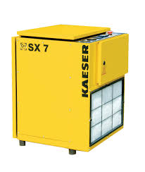 kaeser compressors inc sx7 in shop equipment