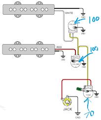 guitar pickup wiring diagrams guitar free wiring diagrams