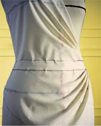 Draping On A Dress Form Stasia Bridal