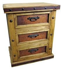wonderful rustic pine nightstand coolest home decorating ideas
