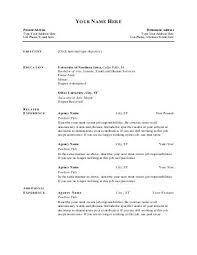 generic resume template activities resume templates template doc