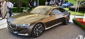 bmw future luxury concept bmw 9 series rumored bmwcoop