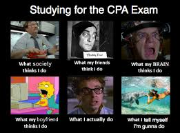 What Society Thinks I Do Meme - what my friends think i do accounting version cpa exam review