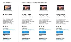 quick comparison the dell xps 13 versus the macbook pro with