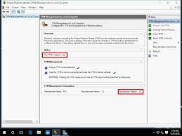 shielding a vm with windows server 2016 on dell poweredge 13g
