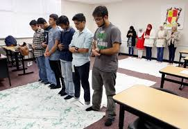 prayer rooms are one way public schools accommodate students and