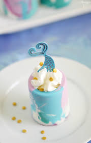 mermaid smoothie shots for kids finding zest
