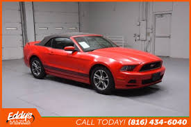 pre owned ford mustang pre owned 2014 ford mustang v6 convertible in s summit p0120