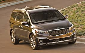 2015 minivan 2015 kia sedona the minivan that isn u0027t 10 17