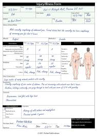 patient incident report form template issues in aid parasol