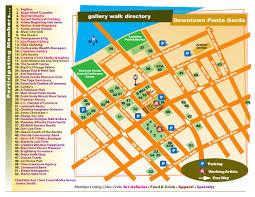 Map Of Punta Gorda Florida by Art Creekside Rv Resort