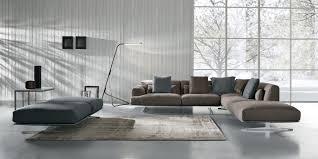 épaisseur cuir canapé canapé cuir style contemporain