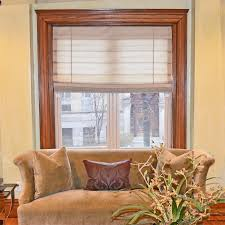 Roman Shade Hobbled Roman Shades Custom Roman Shades Innuwindow