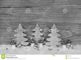 shabby chic christmas background in grey white and silver color