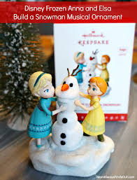hallmark keepsake ornaments wars disney frozen and more