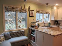 fabric shades for kitchen windows caurora com just all about