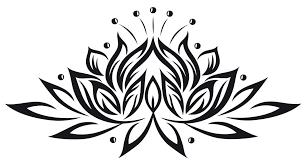 33 lotus stencils designs