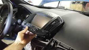 opel insignia 2015 2015 opel insignia opc radio removal www automultimedia hu youtube