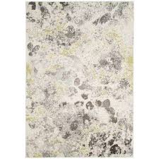 watercolor modern area rugs rugs the home depot