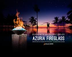 fireplace glaz chips fire glass