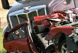 illinois truck crash in highway construction zone kills 2 injures
