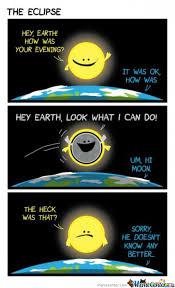 Earth Meme - sun moon earth by jsceb meme center