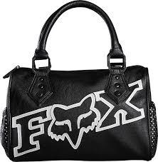 fox motocross australia fox racing slick duffle purse black fox racing novelty gifts at