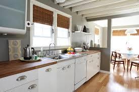 küche landhaus wandfarben für die landhausstil küche ideen für die