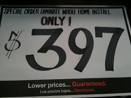 How Much To Install Laminate Flooring Home Depot 397 Whole House Laminate Installation At Home Depot Slickdeals Net