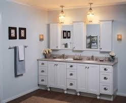 brilliant bathroom wall cabinet ideas with vintage white bathroom