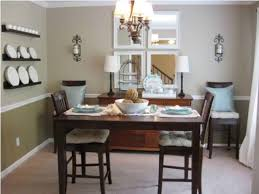 inspiring two tone dining room decor ideas all about home design