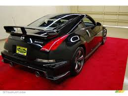 nissan 350z nismo 2008 magnetic black nissan 350z nismo coupe 53665501 photo 6