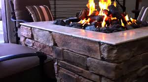 Gas Fire Pit Logs by 48