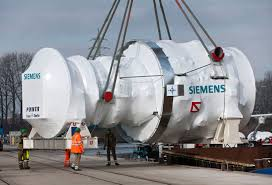 siemens ships first gas turbine package to abu dhabi u0027s zirku