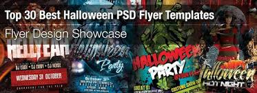 best 25 free and premium halloween party flyer templates 2013