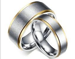 verlobungsringe paar ringe daesar in gold für damen