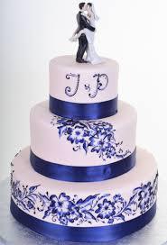 wedding cake royal blue groom cake topper royal blue wedding
