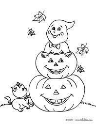 862 5 halloween coloring pages images