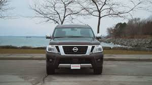 nissan armada light bar 2017 nissan armada platinum review autoguide com news