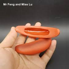 online shop fake thick lips prank maker trick fun novelty joke toy