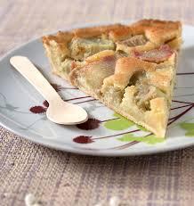 la cuisine d amandine tarte rhubarbe amandine à l eau de les meilleures recettes