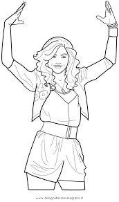 zendaya coloring pages free printable online zendaya coloring