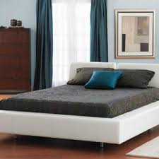 Cheap Platform Bed Frame by Bedroom White Headboard And Platform Bed Frame King With Bedding