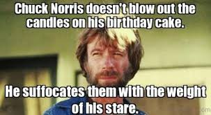 Chuck Norris Memes - 100 funny selected chuck norris memes