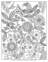 coloring page design art ed central loves printable coloring pages for adults color